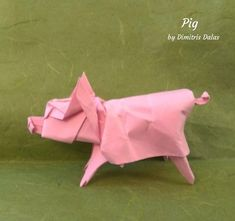 Origami Models, Year Of The Pig, Kitten Heels, Shoes, Fashion, Moda, Zapatos, Shoes Outlet, Fashion Styles