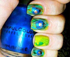 Magnificent Peacock Nail Designs 2015 imgbbbc04f437e376f88