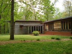 Description Frank Lloyd Wright