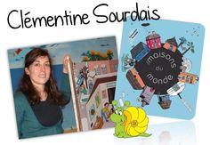 Le travail de Clémentine SOURDAIS - Caracolus