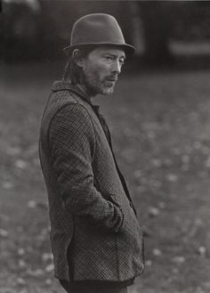 Thom Yorke (Radiohead/Atoms For Peace).