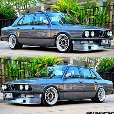 Bmw E28, Bmw Alpina, E30, Bmw Vintage, Bmw Classic Cars, Classy Cars, Bmw 5 Series, Bmw Cars, Luxury Cars