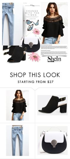 """""""SheIn 7/5"""" by melissa995 ❤ liked on Polyvore"""