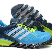 release date: 78e70 df3a2 Adidas Springblade Razor 2 Athletics Shoes Black Sky Blue For Cheap