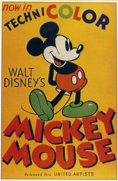 Walt Disney's Mickey Mouse posters for sale online. Buy Walt Disney's Mickey Mouse movie posters from Movie Poster Shop. We're your movie poster source for new releases and vintage movie posters. Walt Disney Mickey Mouse, Mickey Mouse Vintage, Mickey Mouse Movies, Disney Micky Maus, Mickey Y Minnie, Mickey Mouse And Friends, Minnie Mouse, Posters Disney Vintage, Retro Disney