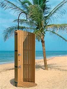Unique Outdoor Shower Designs   Outdoor Shower