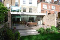 ROBERT DYE ARCHITECTS / HAMILTON TERRACE, LONDON NW8
