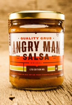 lovely package angry man salsa