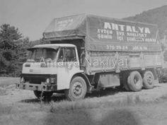 Sene 1983 il evden eve nakliyat aracımız  Geçmişten günümüze profesyonel nakliyat ve taşımacılık hizmetleri