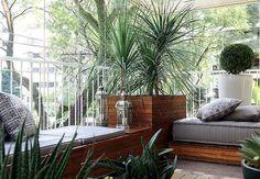 futon para varanda