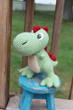 Mesmerizing Crochet an Amigurumi Rabbit Ideas. Lovely Crochet an Amigurumi Rabbit Ideas. Crochet Dinosaur Patterns, Crochet Pattern Free, Crochet Patterns Amigurumi, Cute Crochet, Crochet Crafts, Crochet Dolls, Crochet Baby, Ravelry Crochet, Crochet Food