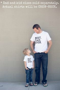 Daddy & Me Shirts - Perfect for Father's Day! | Jane