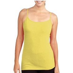 Faded Glory Women's Basic Cami