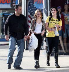 Lily-Rose Depp - Lily-Rose Depp Shops In West Hollywood