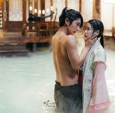 kdrama, iu, and moon lovers .lee joon -gi (wang so.hae -soo