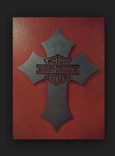 Harley Davidson Cross