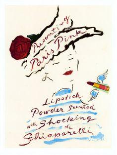 Paris Pink~ Elsa Schiaparelli