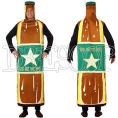 Disfraz Cerveza para hombre - Dresoop.es