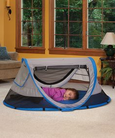 Look what I found on #zulily! Twilight PeaPod Plus Travel Bed by KidCo #zulilyfinds