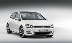 Concept VW GOLF Edition 40 years
