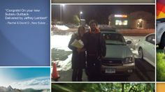 Dear Rachel & David Duncan-Kahn   A heartfelt thank you for the purchase of your new Subaru from all of us at Premier Subaru.   We're proud to have you as part of the Subaru Family.