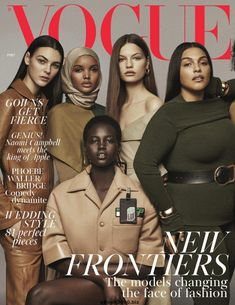 Vogue UK May 2018