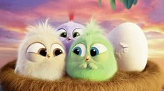 Angry Birds laugh nest angry birds movi e hatchlings Angry Birds, Gif Animé, Animated Gif, Gif Pictures, Cute Pictures, Vogel Gif, Funny Bird, Disney Marvel, Bird Gif