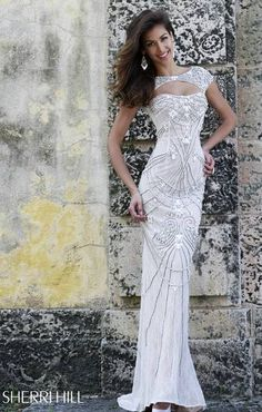 Love the detail on this dress!