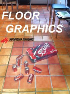 FLOOR GRAPHICS   Contact us at marketingstcloud@speedpro.com or call 320.217.5665!  We'd love to work with you!  www.speedprostcloud.com