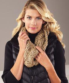Knit using Mary Maxim Quick yarn. Free Pattern.