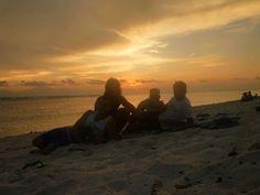 Le Isole #Gili.  Un arcipelago di 3 isole, il posto per eccellenza backpacker - zaino in spalla dell'#Indonesia che la Lonely Planet ha paragonato a #Ibiza.