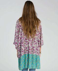 Billabong Women's Dazed Dreamer Kimono Top | Billabong US