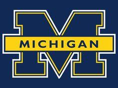 University of Michigan! GO BLUE!