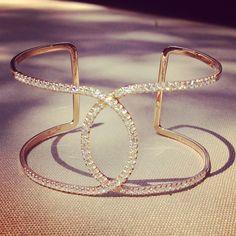 Anita Ko's Infinity cuff