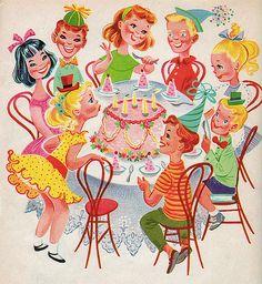 117 Best Vintage Birthday Parties