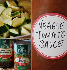 delicious, paleo tomato sauce...i used fresh tomatoes (not canned) and it was great!