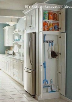 DIY Kitchen Essentials For All Homes #renovation #kitchendecor