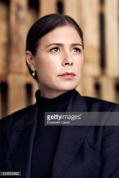 News Photo : Actress Maura Tierney is photographed for The...