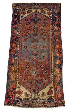 Antique Persian Rug — Lodestone