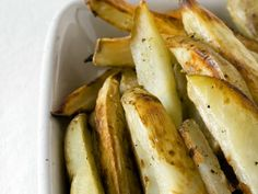9 Super Easy (and Delicious) Food Swaps to Help You Cut Calories and Lose Weight. Try Kohlrabi fries instead of French fries. #health #loseweight http://www.ivillage.com/9-super-easy-and-delicious-food-swaps-help-you-cut-calories-and-lose-weight/4-b-453572#453564