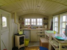 roof make up for shepherds hut - Google Search
