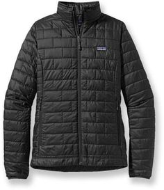 Patagonia Nano Puff Jacket - Women's. Something lighter than the North Face one I have.