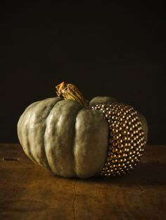 glamorous pumpkin
