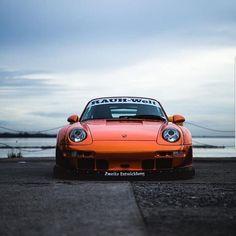 Porsche 993 RWB You can also find us on Instagram: be_Porsche
