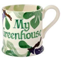 Emma Bridgewater Personalised Figs 1/2 Pint Mug