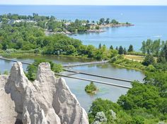 A Quick Day-Trip from Toronto to the Beautiful Scarborough Bluffs