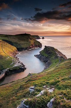 Boscastle, England, GB More happy memories of another happy holiday we shared in glorious Cornwall