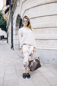 Stockholm Street Style - Alexa Dagmar : Alexa Dagmar