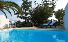 Suite with private pool Halkidiki Greece