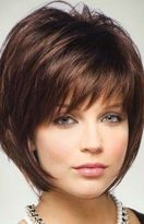 best bob hairstyles for fine and thin hair 2015